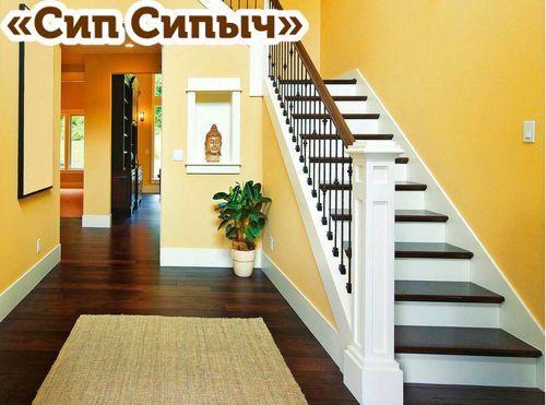 Лестницы на в дизайн