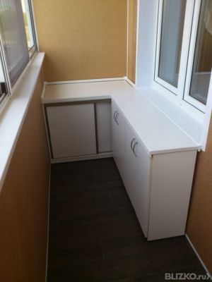 Тумба для балкона мдф белая в омске. цена товара от 3 500 ру.